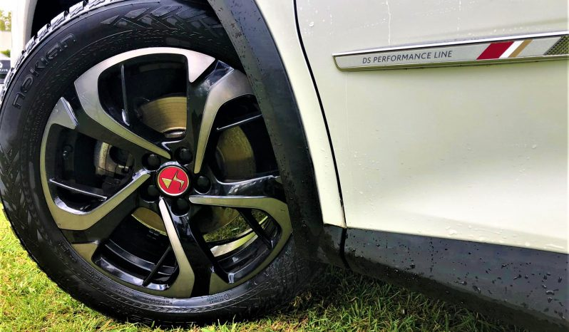 DS DS7 CROSSBACK PERFORMANCE-LINE completo