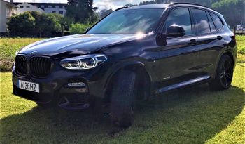 BMW X3 20D XDRIVE PACK M completo